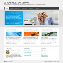 gI 75567 20 Niche Mortgage Rate Research Website, 20YearMortgageLoans.com Launches
