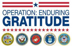 OPERATION: ENDURING GRATITUDE (OP-EG)