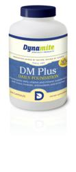 DM Plus natural vitamin and mineral supplement