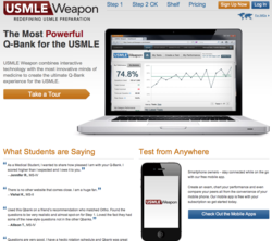 how to put usmle score on cv