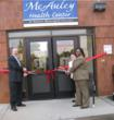Mercy Primary Care Center Reopened Today in Grand Style