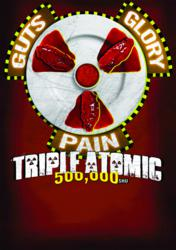 Quaker Steak & Lube®'s Triple Atomic Logo