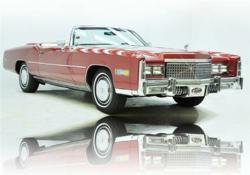 Cadillac El Dorado rental