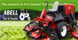 Global Used Turf Equipment Supplier Abell Turf and Tractor