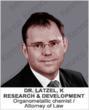 Dr. Latzel, K