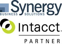 Synergy is a Certified Intacct Partner