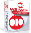 W2 Mate can print and E-File W2 and 1099 Forms