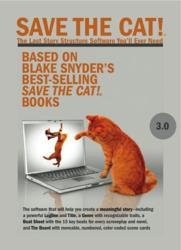 Software created based on Blake Snyder's series of #1 best-selling Save the Cat! books
