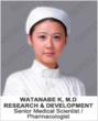 Watanabe K, M.D.