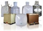 Form fit liners for dry or liquid bulk packaging