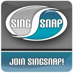 join singsnap karaoke advertisement
