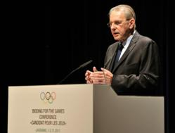 "IOC hosts inaugural ""Bidding for the Games"" Conference"