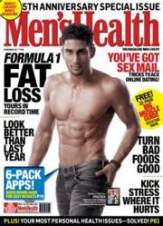 Men's Health magazine on digital Newsstand Magzter
