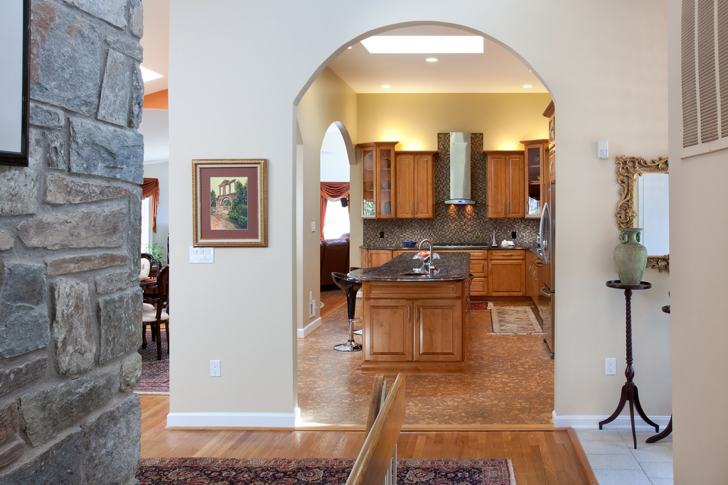 Gorgeous Kitchen Renovation In Potomac Maryland: DC Kitchen Remodeler Submits Local Kitchen Design For