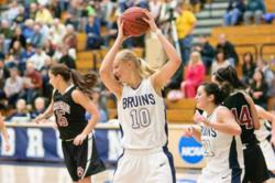 Hannah Munger returns as a 6-5 center for the Bruins, ranked No. 3 in the D3hoops.com preseason poll.