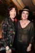 Lifetime Achievement Award Honoree Eve Ensler with Actress Lily Tomlin