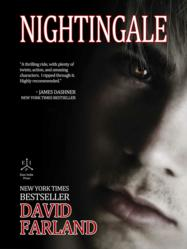 NIGHTINGALE a fantasy series for Young Adults