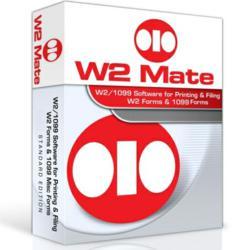 W2 Mate W2 and 1099 E-File Software