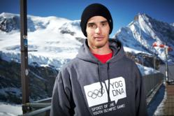 Kevin Rolland to suit up as Winter Youth Olympic Games Ambassador for Innsbruck 2012