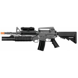 DBOYS M16 M4 Full Auto AEG 3181AB Electric Airsoft Gun