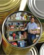 American Income Life food collection for Food for Families