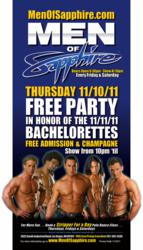 Free Party for Bachelorettes in Las Vegas
