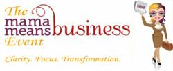 MamaMeansBusinessEvent.com