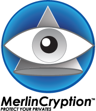 MerlinCryption. Protect Your Privates