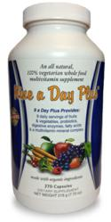 Wholefood Vitamin 9 A Day Plus New Look