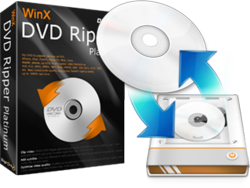 WinX DVD Ripper Platinum 7.2.0