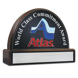World Class Commitment Award for Atlas Movers