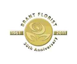 Brant Florist Celebrates 50th Anniversary