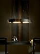 Aura Adjustable Round Suspension by Hubbardton Forge