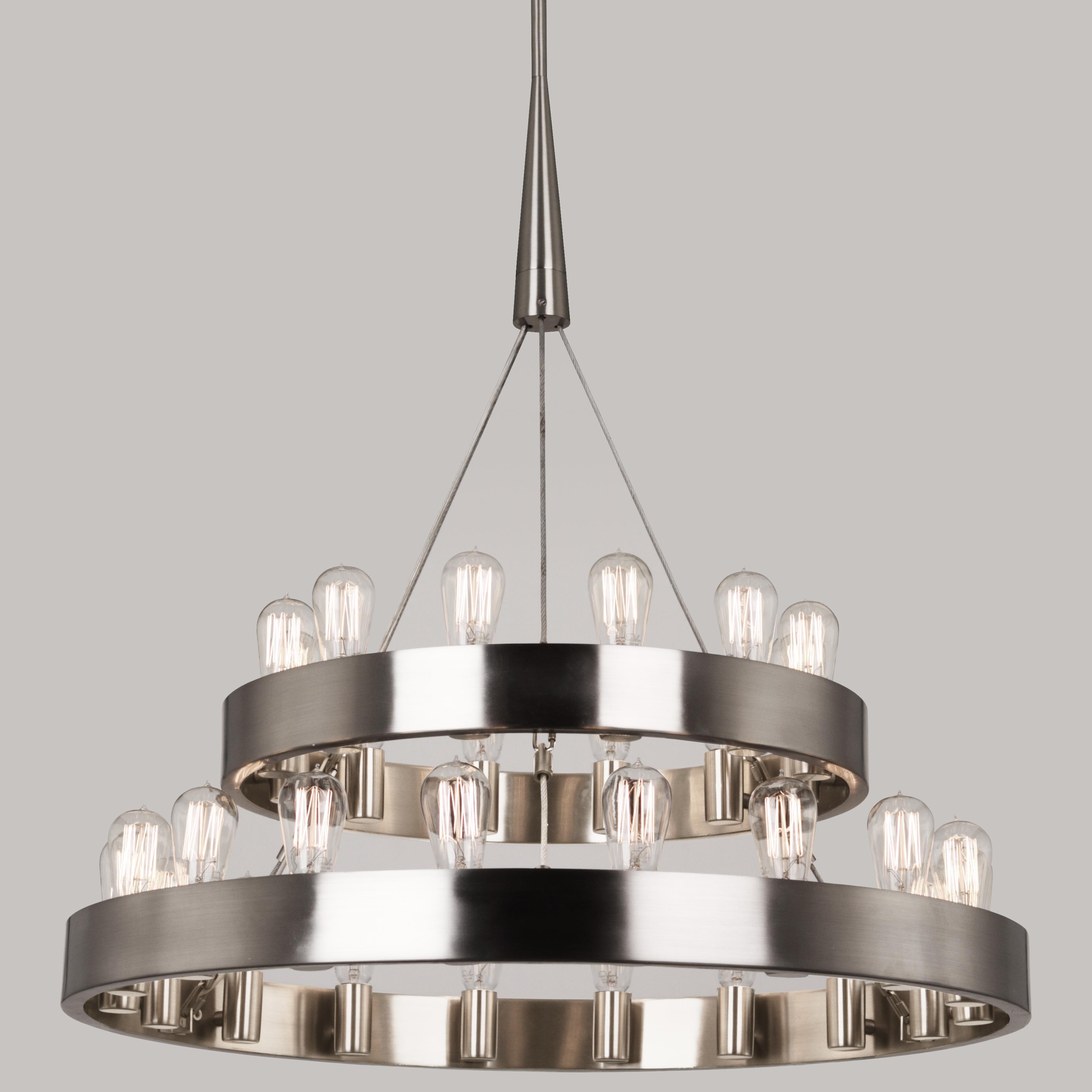 Dining Room Lighting Candelaria 2 Tier Chandelier By Robert AbbeyCandelaria Abbey