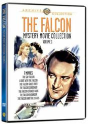 "The Falcon Mystery Movie Collection,""The Falcon"",""Warner Archives"", ""movies unlimited"""
