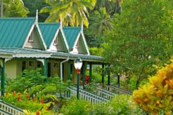 New eco-luxe Caribbean Resort, Rosalie Bay Resort on Dominica