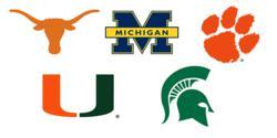 College Logo Designs