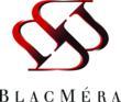 BlacMéra Logo White