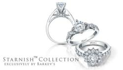 Starnish™ Engagement Ring Collection