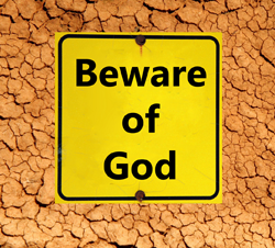 "Intelligence Squared U.S. ""Beware of God"""