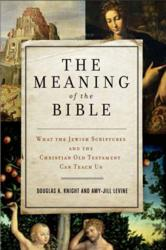Jacket Image - The Meaning of the BIble: What the Jewish Scriptures and Christian Old Testament Can Teach Us