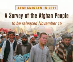 """The Asia Foundation to release findings from """"Afghanistan in 2011: A Survey of the Afghan People"""""""
