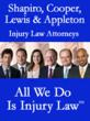 Virginia Personal Injury Law Firm Exclusively Practices Injury Law