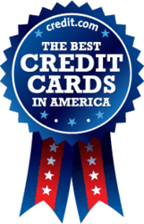 Credit.com's Best Credit Cards in America