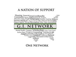 G.I. Network Banner - Small