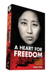 Chai Ling's new book, A Heart for Freedom