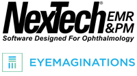 NexTech Practice 2011 EMR & PM Software for Ophthalmology and Eyemaginations LUMA software