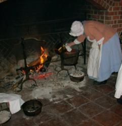 Hearthside Cooking From The 18th And 19th Centuries