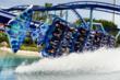 Manta Coaster Sea World--Orlando, FL