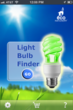 Light Bulb Finder App
